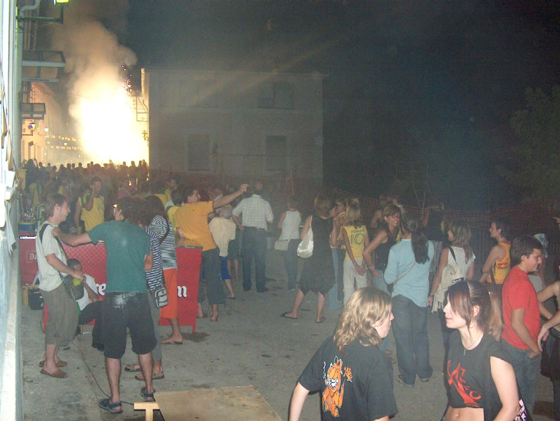 Festa 10 anys