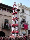 VIDEO QUATRE DE NOU. Fet a Vilafranca el 30 d'agost del 2001